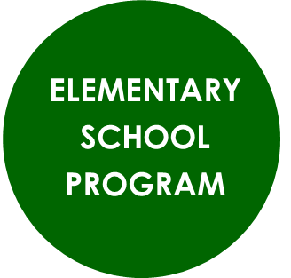 Elementary school program button