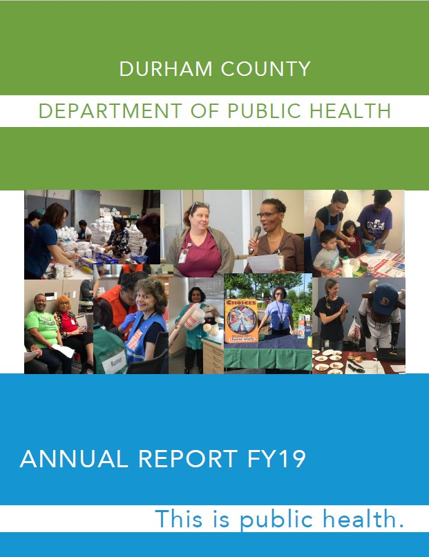 annual report cover fy19