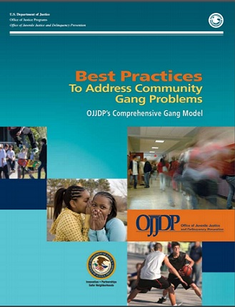 Best Practices To Address Community Gang Problems Cover