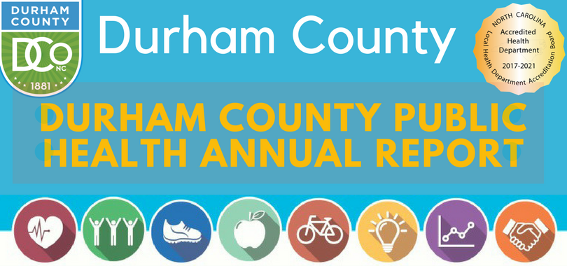 annual report | durham county - nc - public health
